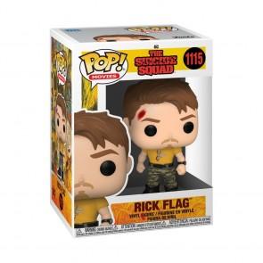 The Suicide Squad - Rick Flag Pop! Vinyl