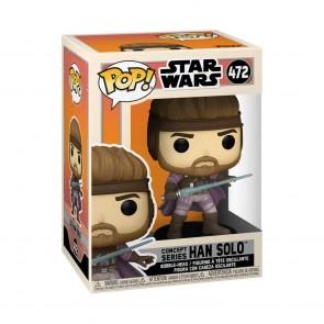 Star Wars - Han Solo Concept Pop! Vinyl