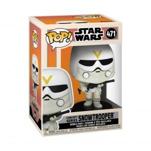 Star Wars - Snowtrooper Concept Pop! Vinyl