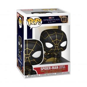 Spider-Man: No Way Home - Spider-Man Black & Gold Pop! Vinyl