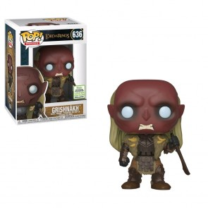 The Lord of the Rings - Grishnakh Pop! Vinyl ECCC 2019