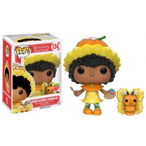 Strawberry Shortcake - Orange Blossom & Marmalade Scented Pop! Vinyl Figure