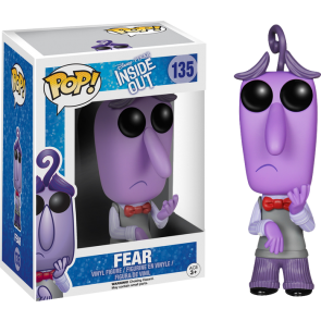 Inside Out - Fear Pop! Vinyl Figure
