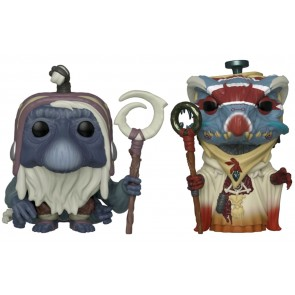 Dark Crystal: AoR - Wandr & Heretic Pop! Vinyl 2-Pack NYCC 2019