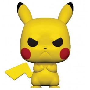 Pokemon - Pikachu Grumpy Pop! Vinyl