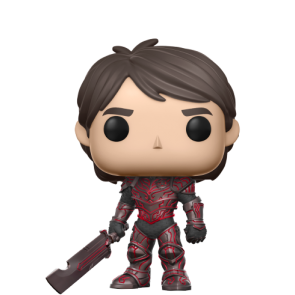 Trollhunters - Jim with Red Armor Pop! Vinyl NYCC 2017