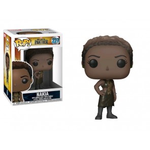 Black Panther - Nakia Pop! Vinyl