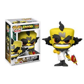 Crash Bandicoot - Neo Cortex Pop! Vinyl