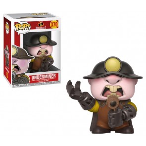 Incredibles 2 - Underminer Pop! Vinyl
