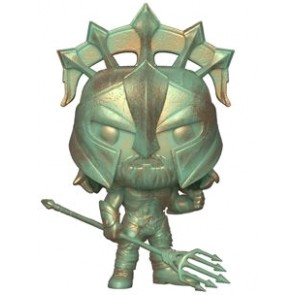 Aquaman - Arthur Gladiator Patina US Exclusive Pop! Vinyl