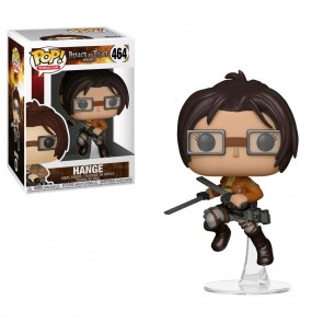 Attack on Titan - Hange Pop! Vinyl
