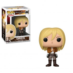 Attack on Titan - Christa Pop! Vinyl