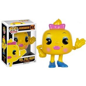 Pac-Man - Ms Pac-Man Pop! Vinyl Figure