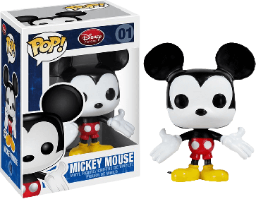 Mickey Mouse - Mickey Mouse Pop! Vinyl Figure