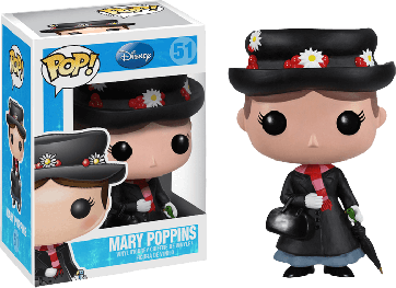 Mary Poppins - Mary Poppins Pop! Vinyl Figure