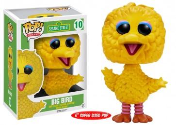 "Sesame Street - Big Bird 6"" Pop! Vinyl Figure"