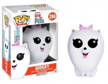 Secret Life of Pets - Gidget Pop! Vinyl Figure