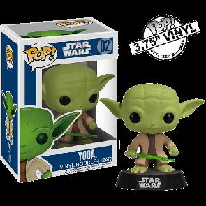 Star Wars - Yoda Pop! Vinyl Figure