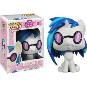 My Little Pony - DJ Pon3 Pop! Vinyl Figure