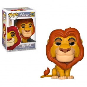 Lion King - Mufasa Pop! Vinyl