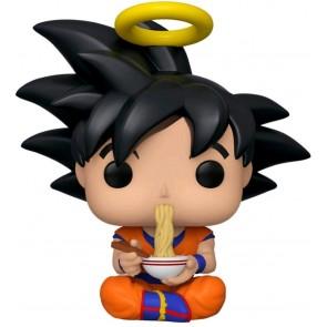 Dragon Ball Z - Goku Eating Noodles US Exclusive Pop! Vinyl