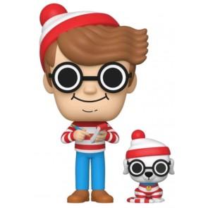 Where's Waldo - Waldo with Dog US Exclusive Pop! Vinyl