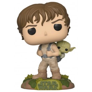 Star Wars - Luke training with Yoda Pop! Vinyl