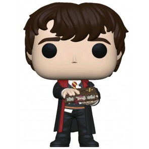 Harry Potter - Nevill with Monster Book Pop! Vinyl