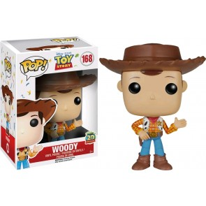 Toy Story - Woody Pop! Vinyl Figure