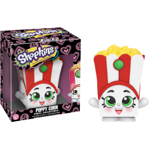Shopkins - Poppy Corn Vinyl Figure