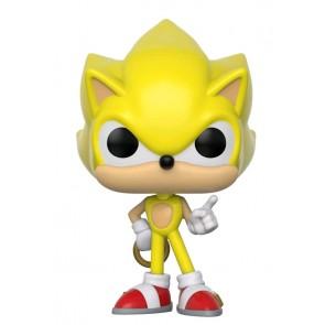 Sonic the Hedgehog - Super Sonic US Exclusive Pop! Vinyl