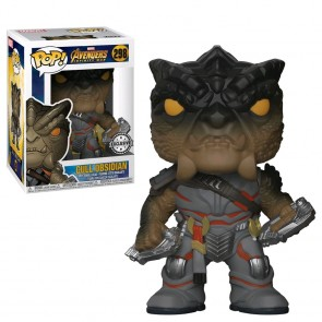 Avengers 3: Infinity War - Cull Obsidian US Exclusive Pop! Vinyl