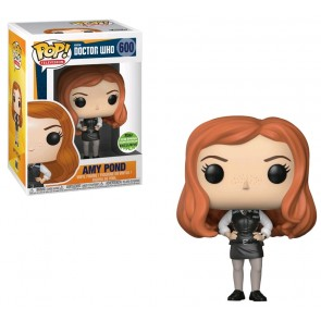 Doctor Who - Amy Pond (Police) ECCC 2018 US Exclusive Pop! Vinyl