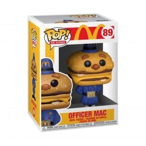 McDonald's - Officer Big Mac Pop! Vinyl