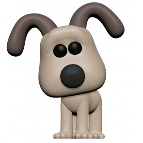 Wallace & Gromit - Gromit Pop! Vinyl