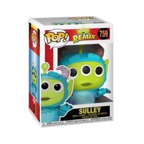 Pixar - Alien Remix Sulley Pop! Vinyl