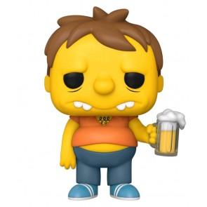 The Simpsons - Barney Gumble Pop! Vinyl