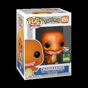 Pokemon - Charmander DGL ECCC 2021 Pop! Vinyl