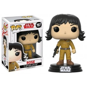 Star Wars - Rose Episode VIII The Last Jedi Pop! Vinyl