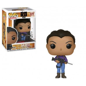 The Walking Dead - Sasha Pop! Vinyl