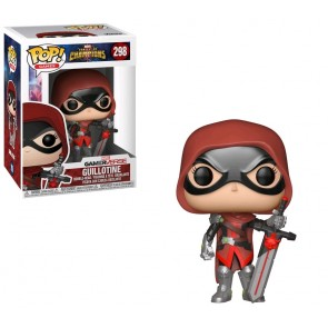Contest of Champions - Guillotine Pop! Vinyl