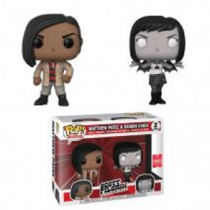 Scott Pilgrim - Matthew & Demon Pop! 2pk SD18 RS