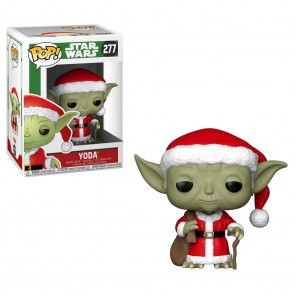 Star Wars - Yoda Santa Pop! Vinyl