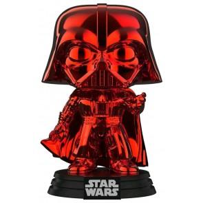Star Wars - Darth Vader Red Chrome US Exclusive Pop! Vinyl