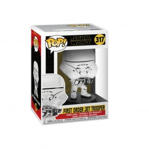 Star Wars - FO Jet Trooper EP 9 Pop! Vinyl