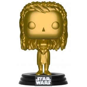Star Wars - Princess Leia Gold Metallic US Exclusive Pop! Vinyl