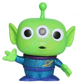 Toy Story 4 - Alien Diamond Glitter US Exclusive Pop! Vinyl