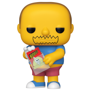 Simpsons - Comic Book Guy Pop! Vinyl NYCC 2020