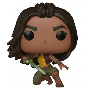 Raya and the Last Dragon - Raya Warrior Pose Pop! Vinyl
