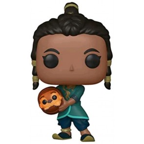 Raya and the Last Dragon - Young Raya with Baby Tuk Tuk US Exclusive Pop! Vinyl